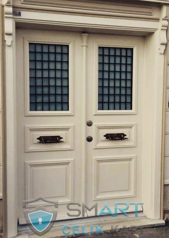 Apartman Bina Kapısı Akıllı Kilit Sistemi Romana