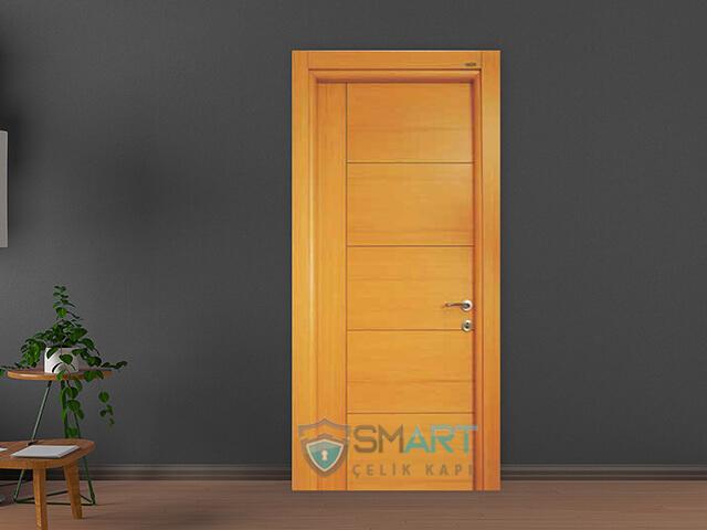 Ahşap Kaplama Oda Kapısı AOK-10