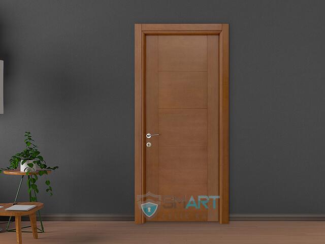 Ahşap Kaplama Oda Kapısı AOK-13