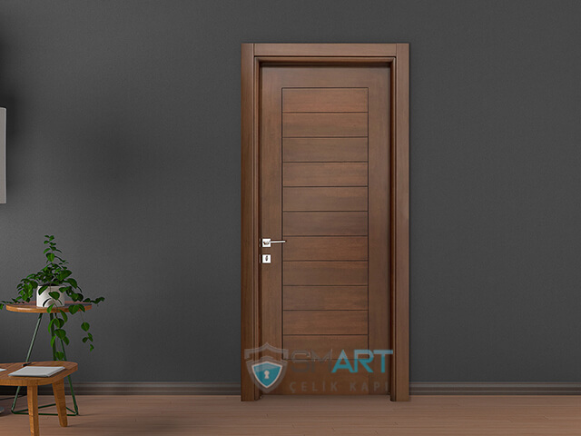 Ahşap Kaplama Oda Kapısı AOK-14