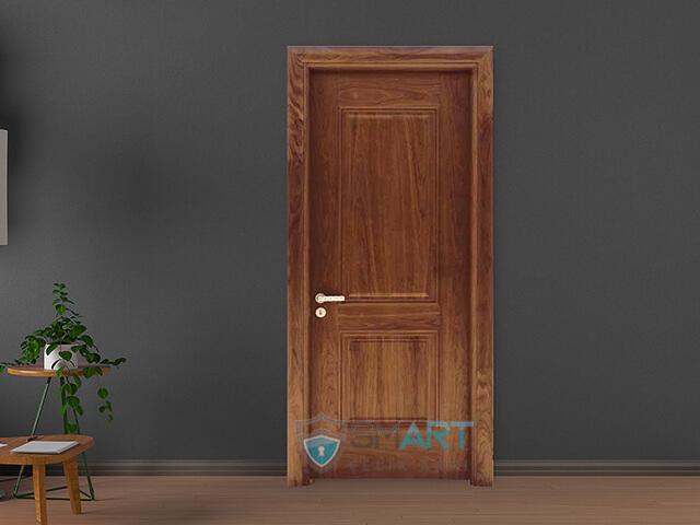 Ahşap Kaplama Oda Kapısı AOK-38