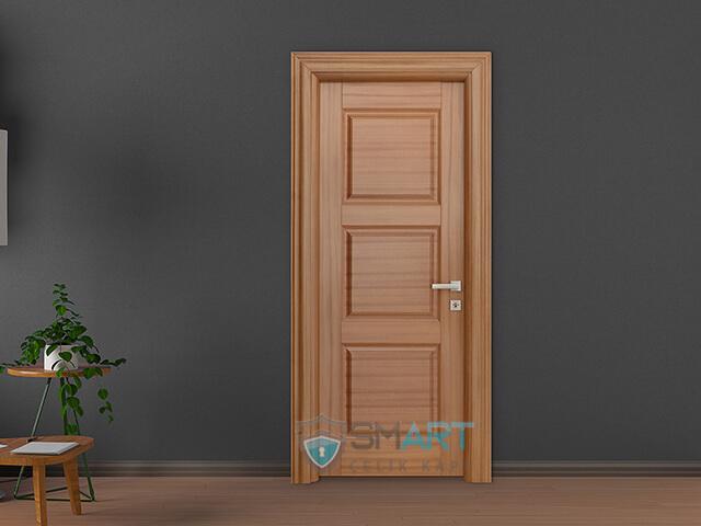 Ahşap Kaplama Oda Kapısı AOK-45