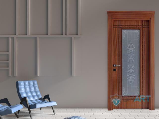 Ahşap Kaplama Oda Kapısı AOKM-19