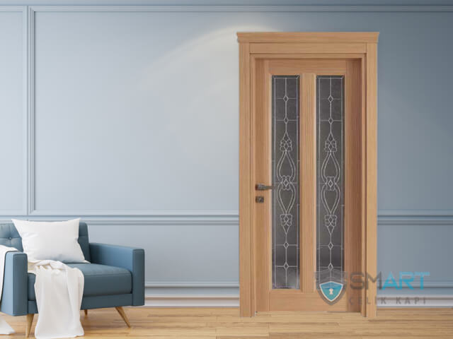 Ahşap Kaplama Oda Kapısı AOKM-22