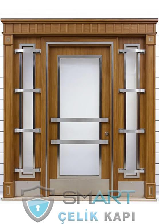 Motorlu Kilit Sistemi Apartman Bina Kapısı  Emma