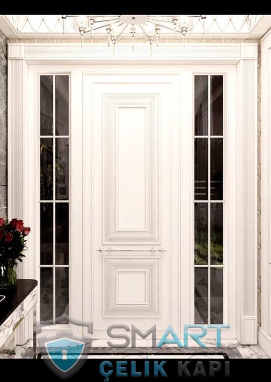 Villa Giriş Kapısı Özel Tasarım Lily