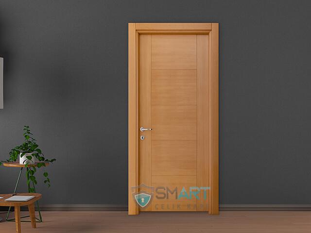 Ahşap Kaplama Oda Kapısı AOK-01