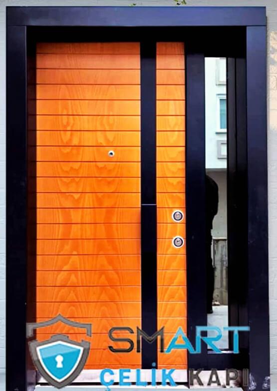 Villa Kapısı Modelleri Kompak Alise