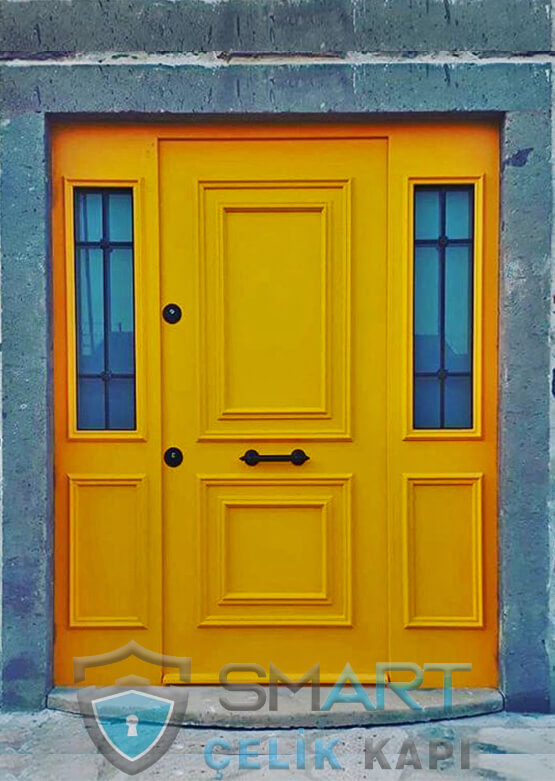 Villa Giriş Kapısı Premium Design