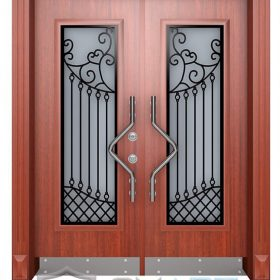 Apartman Kapısı Prizma Bİna Giriş Kapısı Apartman Kapısı Modelleri Bina Kapıları