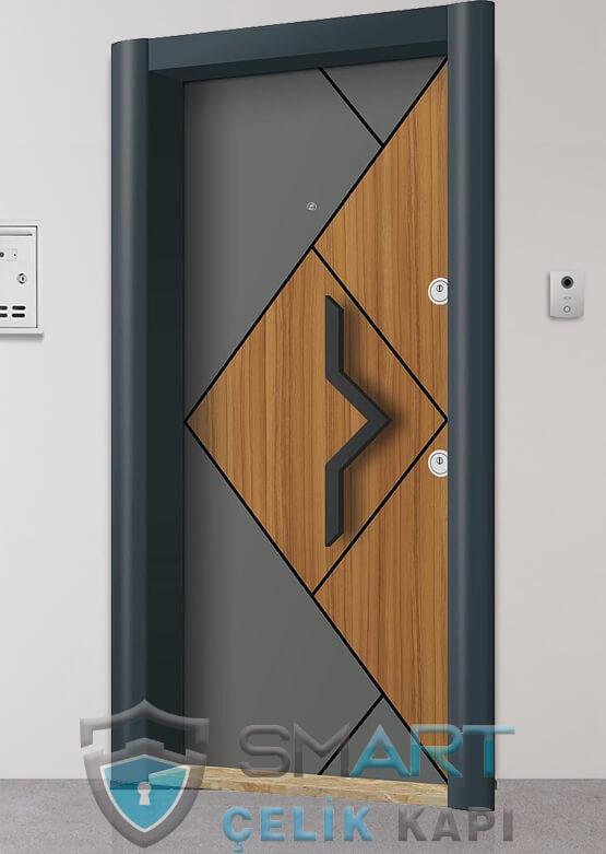 Çelik Kapı Modelleri Çelik Kapı Fiyatları Çelik Kapı SCK-015