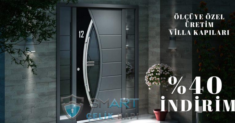 Villa Kapısı İstanbul Villa Kapısı Villa Kapıları Smart Çelik Kapı Kompozit Villa Kapısı Çelik Kapı