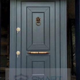 Antrasit Lüks Villa Kapısı YHY 0212