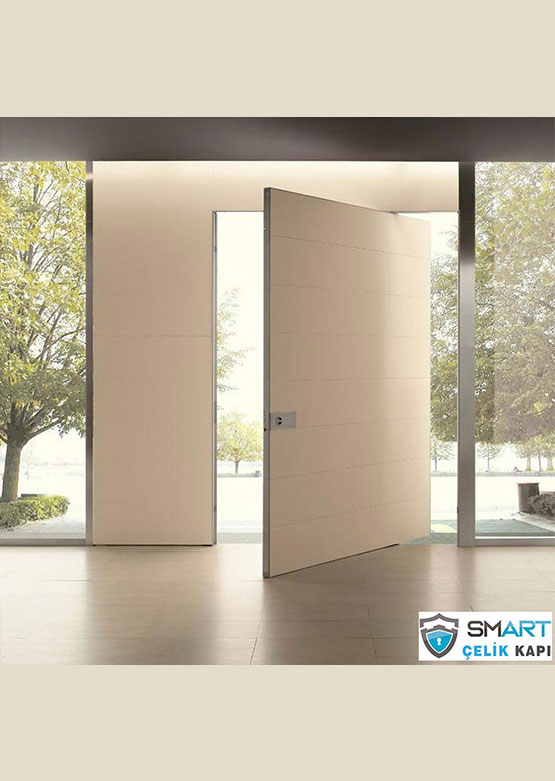 Beyaz Pivot Kapı ERS-3031