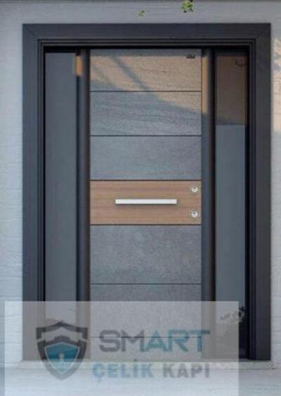 Gri Lüks Villa Kapısı YHY 0223