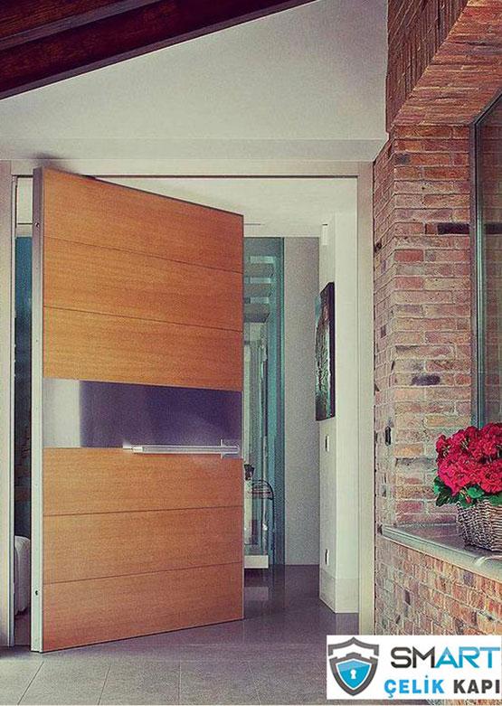 Modern Pivot Kapı ULY-3030
