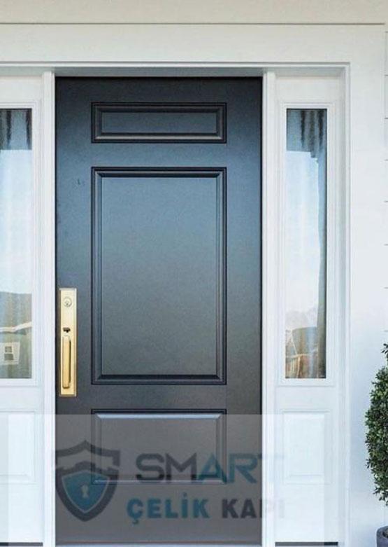 Siyah Villa Kapısı Su Kontrası Marin YHY 0210