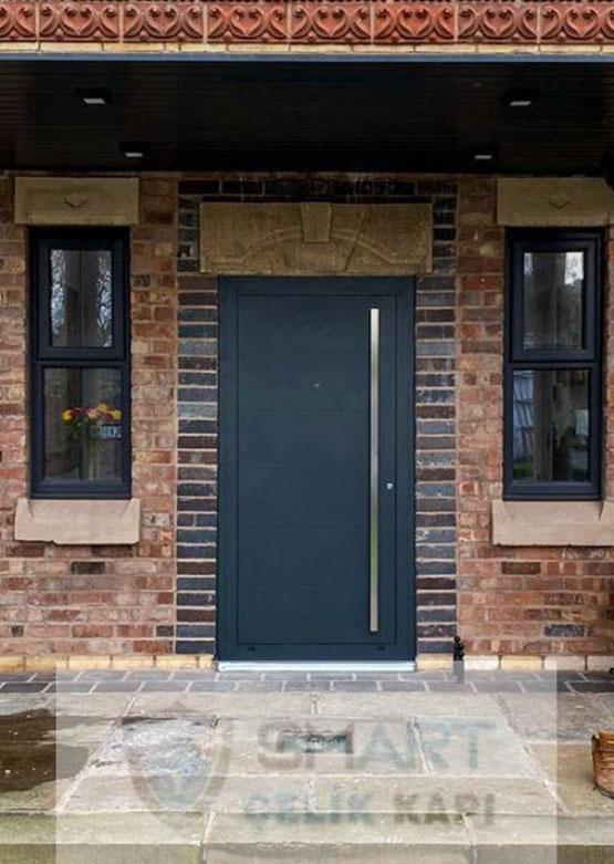 YHY 0204 Kompozit villa kapısı özel üretim