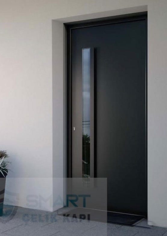YHY 0205 Kompozit Villa Kapısı