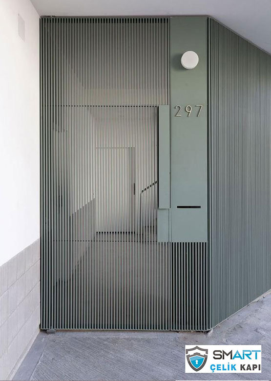 Yhy Model Pivot Kapı Ers-3037