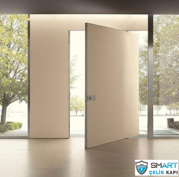 Beyaz Pivot Kapı RTE-3031