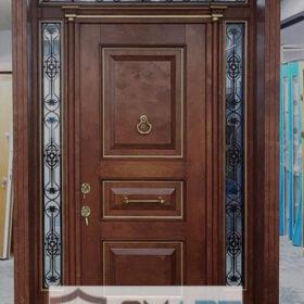 Hölzern Villa Kapısı YHY 0254