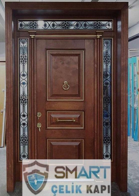 Hölzern Villa Kapısı YHY 0255