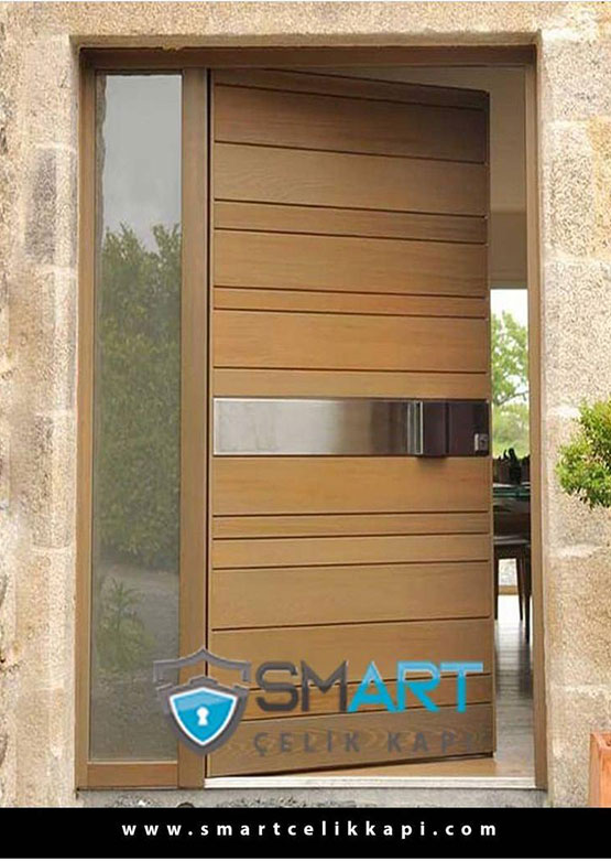 Resistant Tasarım Villa Kapısı YHY 0244