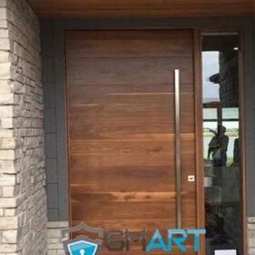 Special Wood Villa Kapısı YHY 0250