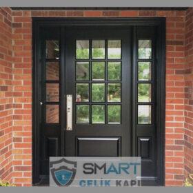 Siyah Modern Villa Kapısı YHY 0230