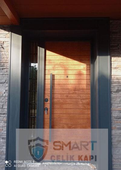 YHY 0263 villa kapısı