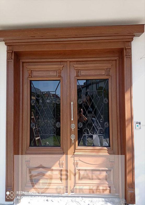 Special Villa Kapısı YHY 0270