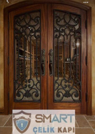 Hölzern Bina Giriş Kapısı YHY 0257