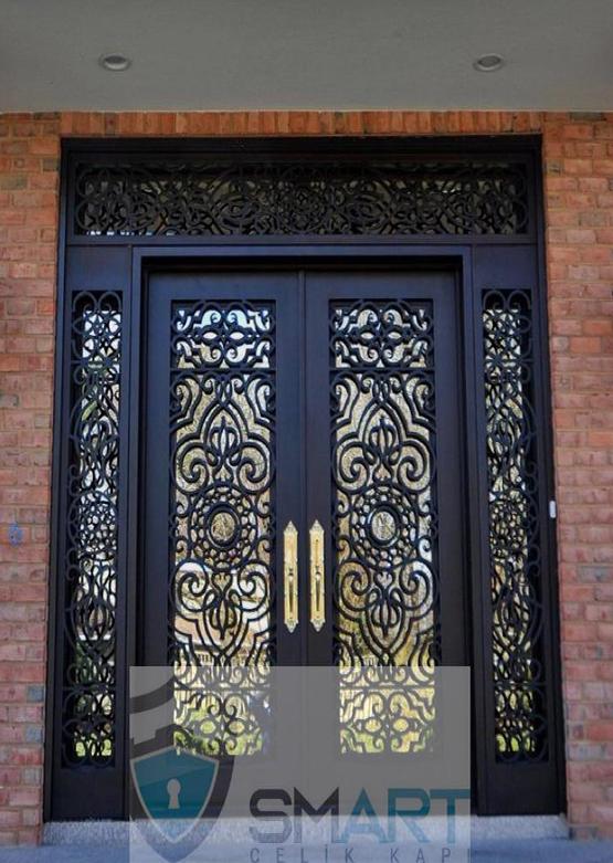 Guaranteed Lüks Villa Kapısı YHY 0277