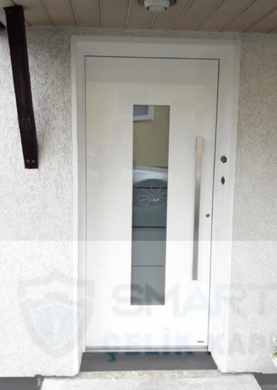 White Lüks Villa Kapısı YHY 0281