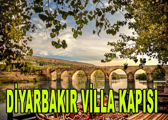 Diyarbakır Villa Kapısı