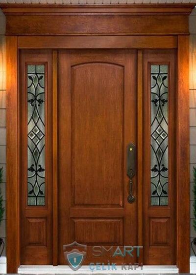 Lüks Dayanıklı Villa Kapısı YHY 0305